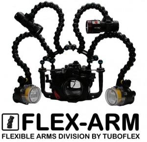 Staffe e bracci flessibili per foto e videocamere. http://www.flex-arm.com/